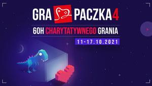 Wyniki charytatywnego streamu Gra Paczka po raz czwarty pokazały siłę graczy