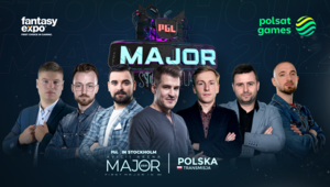 PGL Major Stockholm 2021: Polska transmisja na dwóch kanałach