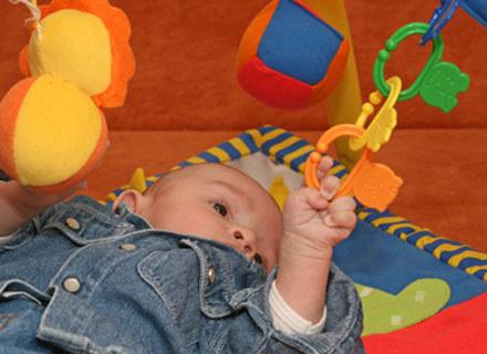0,1 proc. noworodków w Polsce rodzi się jako niesłyszące/Fot. Jarosław Malkowski /MWMedia
