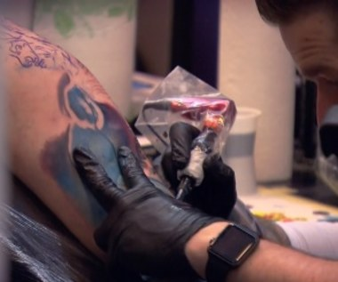 Jego Magiczny Tatuaż Zachwycił świat Widziało Go Ponad 38