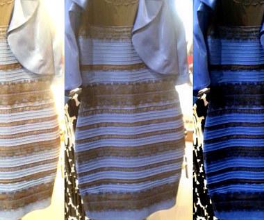 2fc9ab9302fb Dwubarwna sukienka znowu powraca. Naukowcy odkryli ciekawą zależność