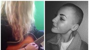 759a34ac24 14-letniej Niamh Baldwin (na zdjęciu) nie jest obojętny los dzieci chorych  na nowotwór. Nastolatka postanowiła oddać im to