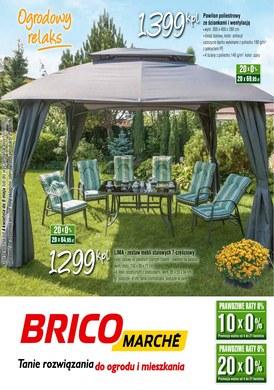 Gazetka promocyjna Bricomarche - Tanie rozwiązania do ogrodu i mieszkania