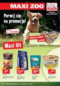 Gazetka promocyjna Maxi ZOO - Porwij się na promocje! - ważna do 10-04-2018