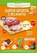 Gazetka promocyjna Delikatesy Centrum - Super oferta z delikartą! - ważna do 18-04-2018