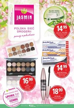 Gazetka promocyjna Jasmin Drogerie, ważna od 09.04.2018 do 22.04.2018.