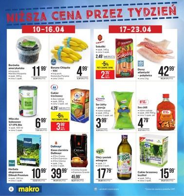Gazetka promocyjna Makro Cash&Carry, ważna od 10.04.2018 do 23.04.2018.