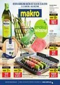 Gazetka promocyjna Makro Cash&Carry - Hale - Kalisz i Zielona Góra - ważna do 23-04-2018