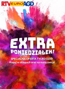 Gazetka promocyjna RTV EURO AGD, ważna od 09.04.2018 do 09.04.2018.