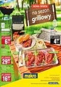 Gazetka promocyjna Makro Cash&Carry - Nowa oferta na sezon girllowy - ważna do 07-05-2018