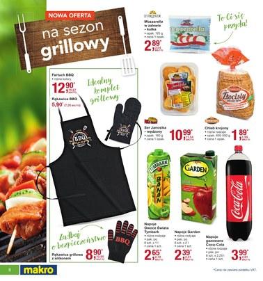 Gazetka promocyjna Makro Cash&Carry, ważna od 09.04.2018 do 07.05.2018.