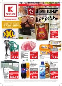 Gazetka promocyjna Kaufland, ważna od 12.04.2018 do 18.04.2018.