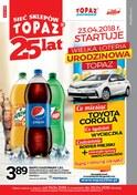 Gazetka promocyjna Topaz - Smak Polskiego Sklepu - ważna do 25-04-2018