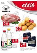 Gazetka promocyjna Aldik - Tylko świeże mięso - ważna do 18-04-2018