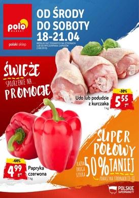 Gazetka promocyjna POLOmarket - Świeże spojrzenie na promocje