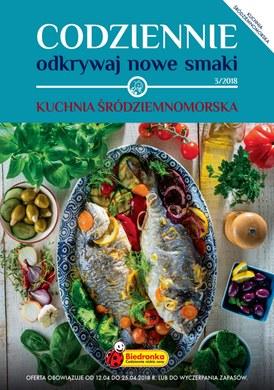 Gazetka promocyjna Biedronka - Codziennie odkrywaj nowe smaki