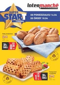 Gazetka promocyjna Intermarche Super, ważna od 16.04.2018 do 18.04.2018.