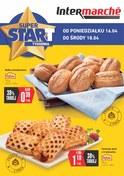 Gazetka promocyjna Intermarche Super - Super start tygodnia - ważna do 18-04-2018