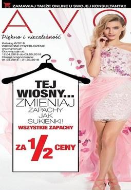 Gazetka promocyjna Avon, ważna od 12.04.2018 do 03.05.2018.
