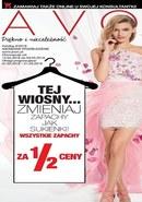 Gazetka promocyjna Avon - Tej wiosny zmieniaj zapachy jak sukienki