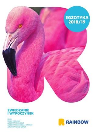 Gazetka promocyjna Rainbow Tours, ważna od 12.04.2018 do 31.12.2019.