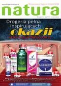 Gazetka promocyjna Drogerie Natura - Drogerie pełne inspiracji - ważna do 25-04-2018