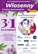 Wiosenny katalog kosmetyków