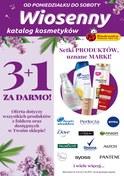 Gazetka promocyjna Biedronka - Wiosenny katalog kosmetyków - ważna do 21-04-2018