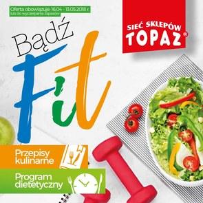Gazetka promocyjna Topaz, ważna od 16.04.2018 do 13.05.2018.