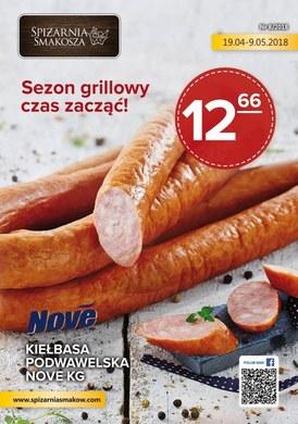 Gazetka promocyjna Spiżarnia Smakosza - Sezon grillowy czas zacząć!