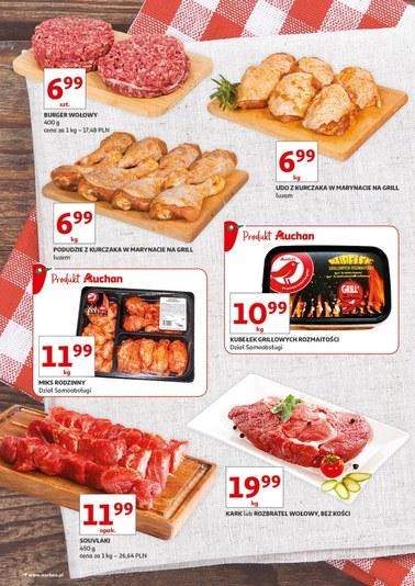 Gazetka promocyjna Auchan, ważna od 18.04.2018 do 26.04.2018.