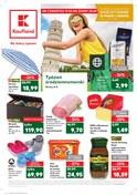 Gazetka promocyjna Kaufland - Na dobry tydzień - ważna do 25-04-2018