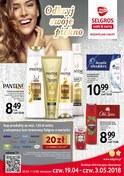 Gazetka promocyjna Selgros Cash&Carry - Odkryj swoje piękno - ważna do 03-05-2018