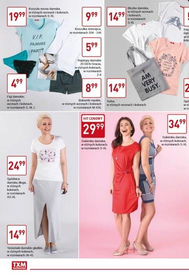 Gazetka promocyjna Textil Market, ważna od 19.04.2018 do 02.05.2018.