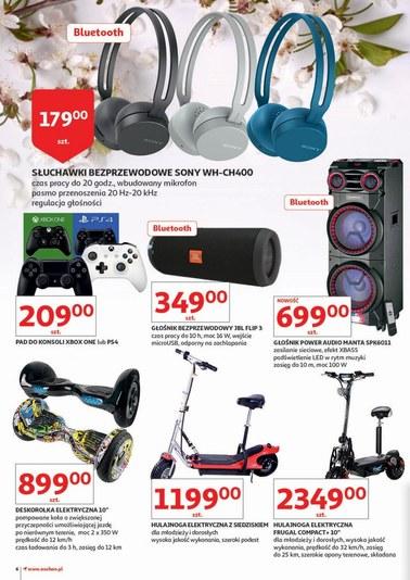 Gazetka promocyjna Auchan, ważna od 18.04.2018 do 13.05.2018.