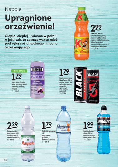 Gazetka promocyjna Żabka, ważna od 18.04.2018 do 01.05.2018.