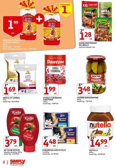 Gazetka promocyjna Simply Market, ważna od 18.04.2018 do 26.04.2018.