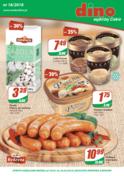 Gazetka promocyjna Dino - Oferta handlowa - ważna do 24-04-2018