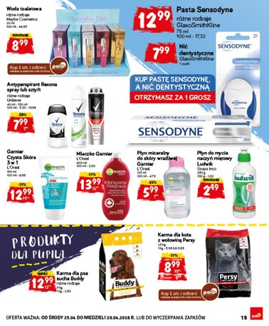 Gazetka promocyjna POLOmarket, ważna od 25.04.2018 do 29.04.2018.
