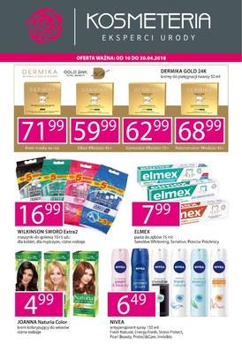 Gazetka promocyjna Kosmeteria - Oferta handlowa uroda