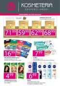 Gazetka promocyjna Kosmeteria - Oferta handlowa uroda - ważna do 30-04-2018