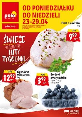 Gazetka promocyjna POLOmarket - Świeże spojrzenie na hity tygodnia