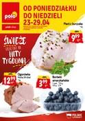 Gazetka promocyjna POLOmarket - Świeże spojrzenie na hity tygodnia - ważna do 29-04-2018