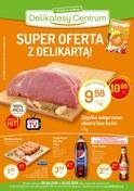 Gazetka promocyjna Delikatesy Centrum - Super oferta z delikartą! - ważna do 03-05-2018