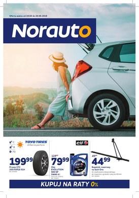 Gazetka promocyjna Norauto - Kupuj na raty 0%