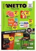 Gazetka promocyjna Netto - Zakupy aż miło - ważna do 29-04-2018