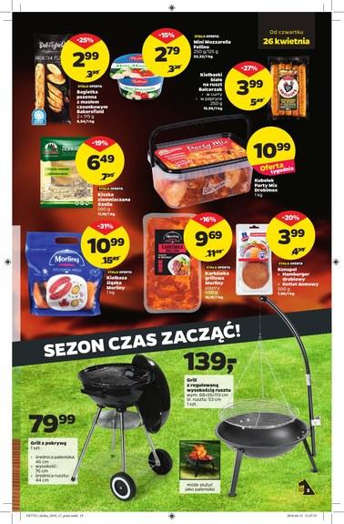 Gazetka promocyjna Netto, ważna od 26.04.2018 do 29.04.2018.