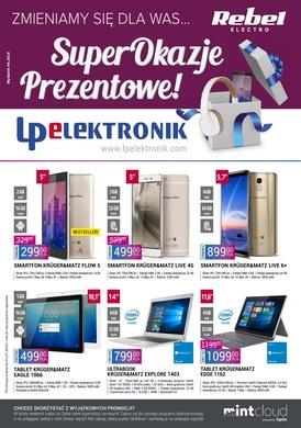 Gazetka promocyjna LPelektronik - Super okazje prezentowe