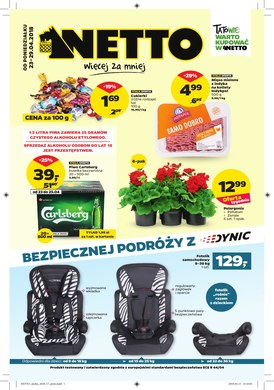 Gazetka promocyjna Netto - Super rabaty