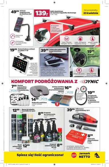 Gazetka promocyjna Netto, ważna od 23.04.2018 do 29.04.2018.